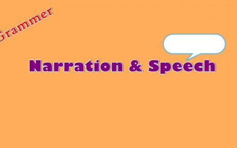 Narration & Speech